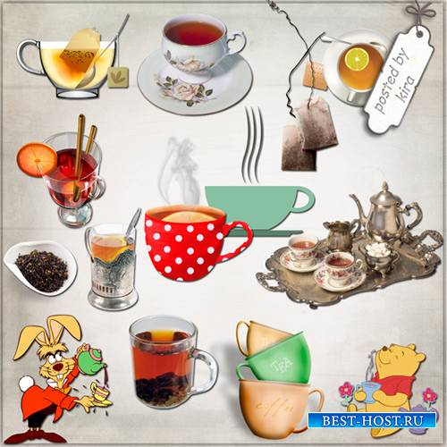 Клипарт - Чай