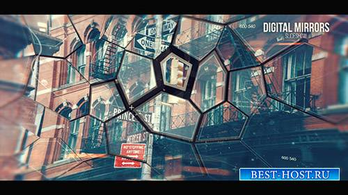 Цифровые Зеркала - Project for After Effects (Videohive)