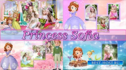 Princess Sofia  - project for ProShow Producer