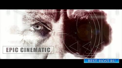 Эпический вдохновляющий кинематографический слайд-шоу - Шаблоны After Effec ...