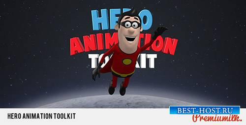 Набор инструментов для анимации Hero - Project for After Effects (Videohive ...