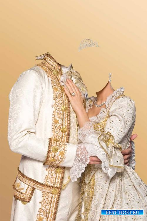 Парный шаблон для фотошопа – Историческая пара