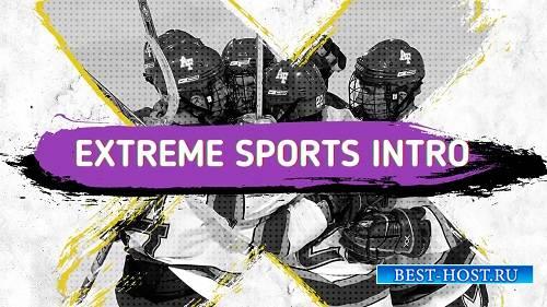 Экстремальные виды спорта вступление - After Effects Templates