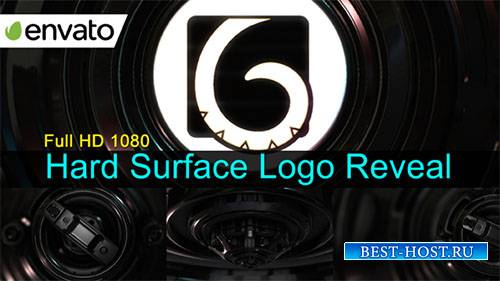 Hard Surface Logo Reveal / Element 3D - Project for After Effects (Videohiv ...