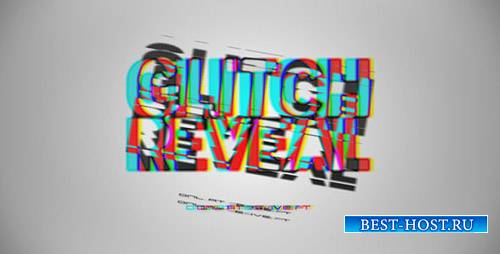 Глюк Reveal 3536292 - Project for After Effects (Videohive)