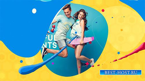 Красочный открывалка 20526674 - Project for After Effects (Videohive)