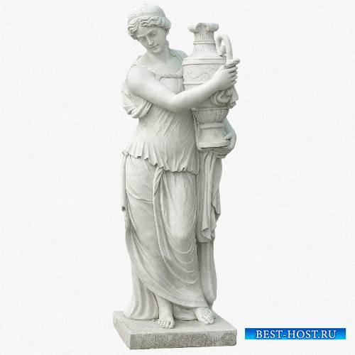 Красивые Png - Разные скульптуры