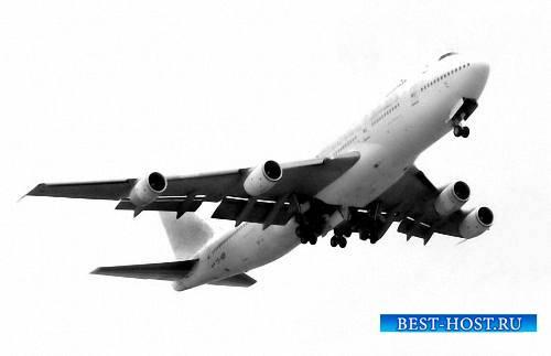 Нужная коллекция на прозрачном фоне - Пассажирские и военные самолеты