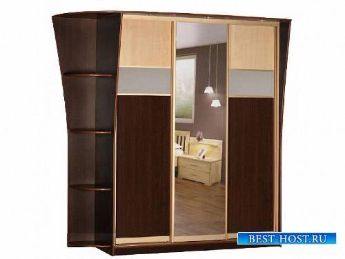 Png на прозрачном фоне - Деревянные шкафы