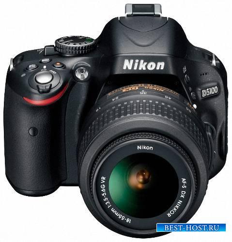 Png для дизайна - Профессиональные фотокамеры