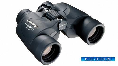 Клипарты для фотошопа - Профессиональные бинокли и телескопы