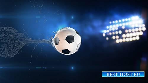 Футбольный мяч Logo Reveal 2 - Project for After Effects (Videohive)