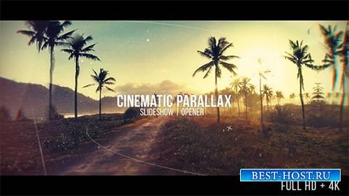 Кинематический Параллакс Слайд - шоу 20481472 - Project for After Effects (Videohive)