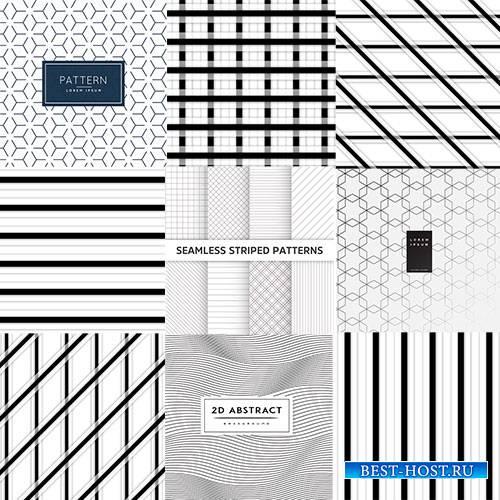 Абстрактная геометрия в векторе - Фоны / Abstract geometry in vector - Backgrounds
