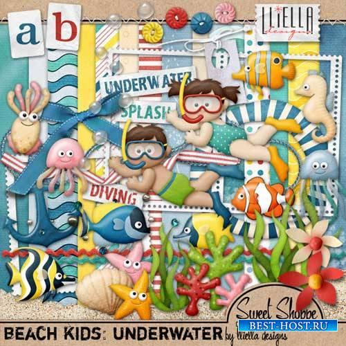 Scrap - Beach Kids: Underwater