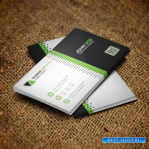 Creative design - business card