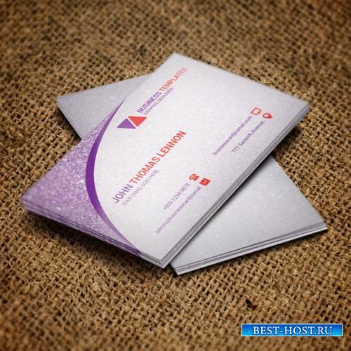 Craps - business card