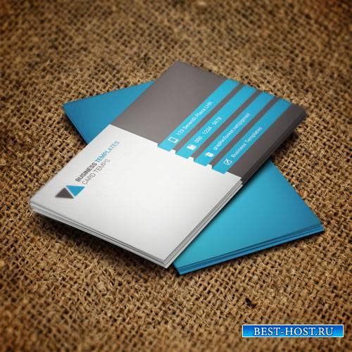 Enterprise solution - business card templates
