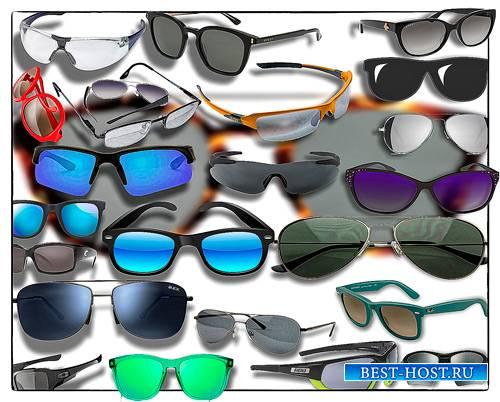 Растровые клип-арты - Солнцезащитные очки