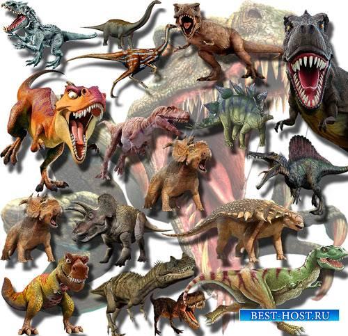 Png клип-арты - Динозавры