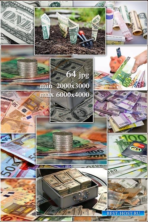 Money, banknotes - Бумажные деньги, банкноты