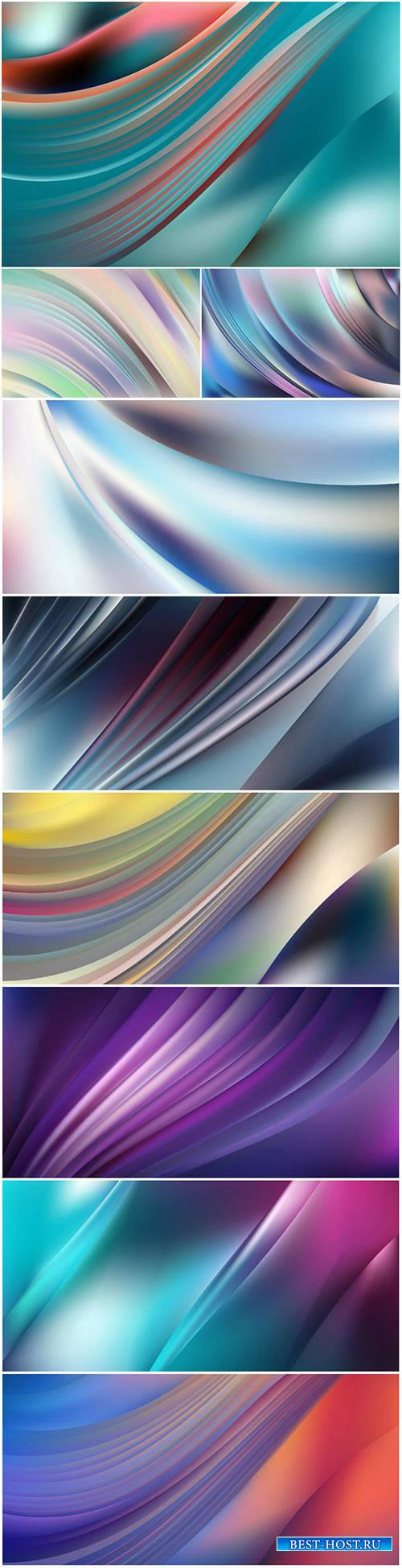 Creative abstract background vector design # 2