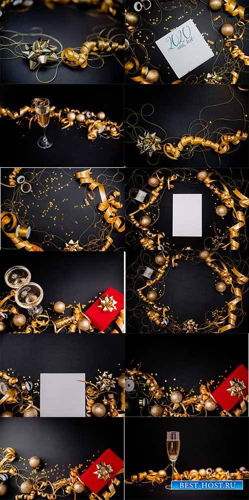 Новогодние картинки - Растровый клипарт / Christmas pictures - Raster Graphics
