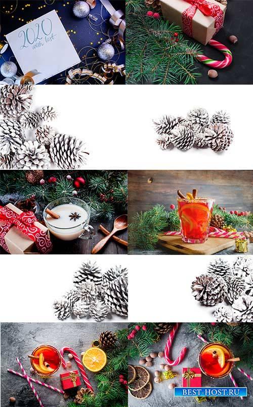 Новогодние картинки 6 - Растровый клипарт / Christmas pictures 6 - Raster Graphics