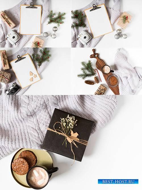 Новогодние картинки 7 - Растровый клипарт / Christmas pictures 7 - Raster G ...