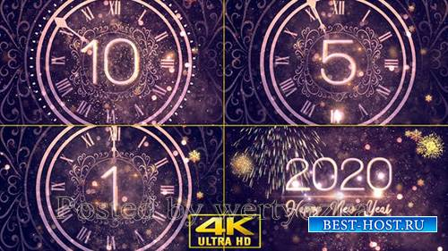 Videohive - Happy New Year 2020 V3 -  25324884
