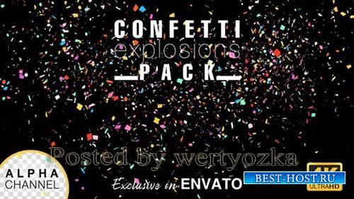 Videohive - Confetti -  25301843