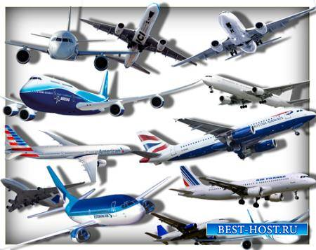 Png без фона - Пассажирские самолеты