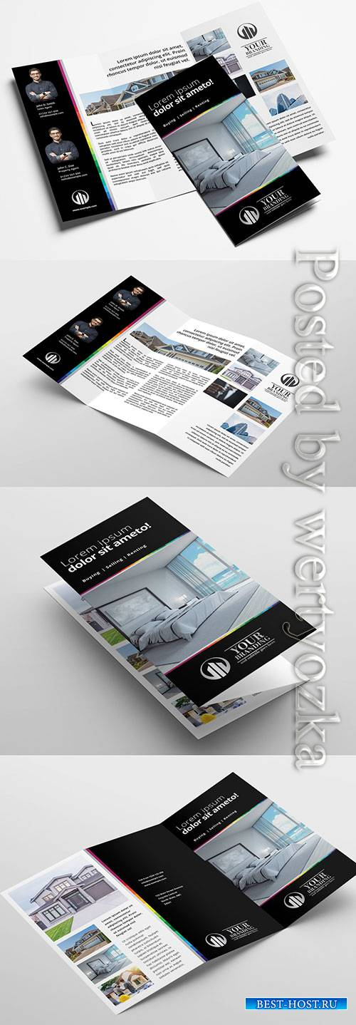 Real Estate Brochure Layout