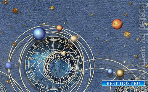 Modern science fiction 3d universe starry sky embossed background wall