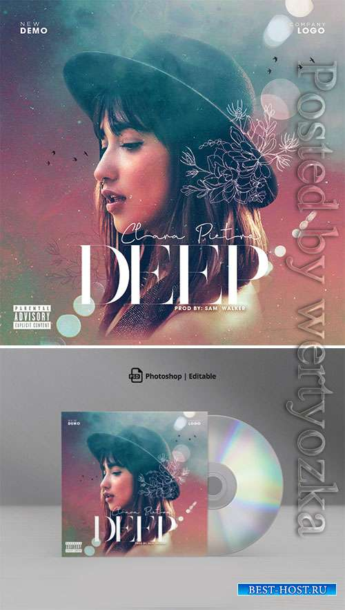 Deep CD Cover Artwork