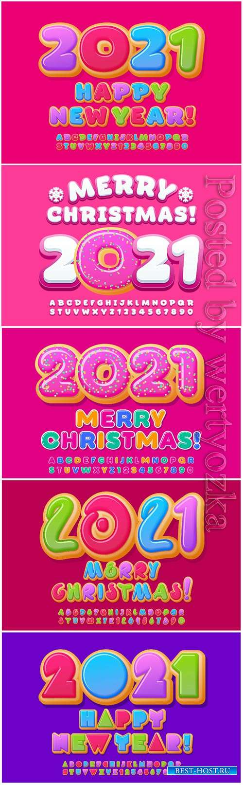 2021 vector elegant greeting card merry christmas
