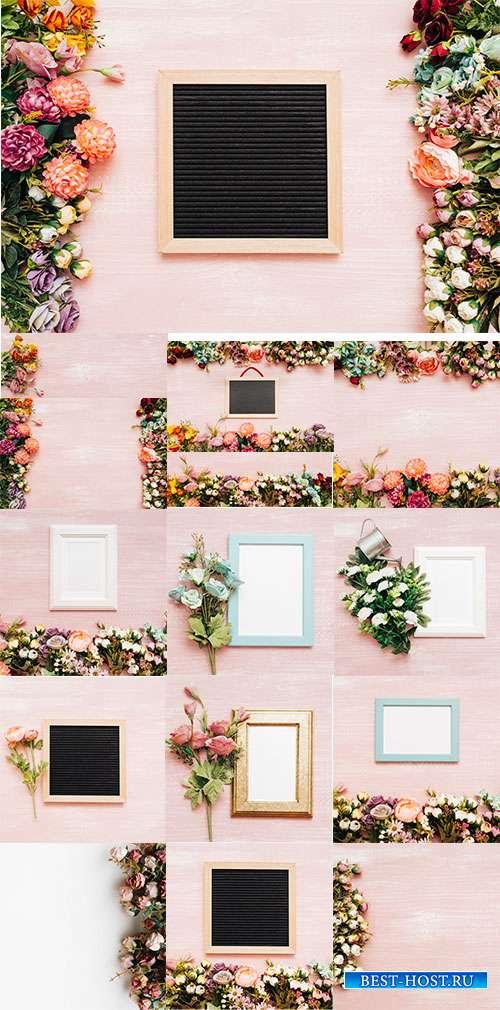 Красивые цветы подарят аромат любви - Цветочные фоны