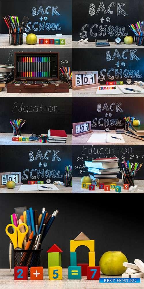 Школьные годы - Школьные фоны