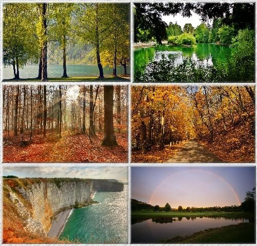Обои - Прекрасные виды и пейзажи