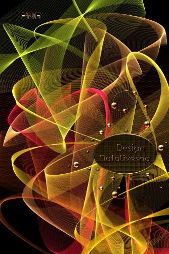 Декоративные линии - Оттенки Осени …