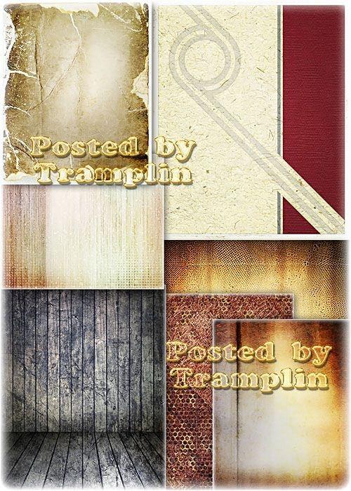 Фоны – Полотна с разной текстурой 2