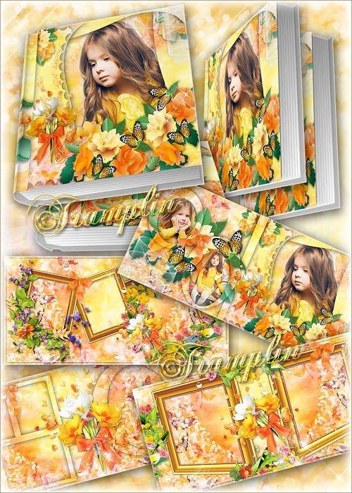Яркий цветочный фотоальбом – Засверкали капли нежных рос