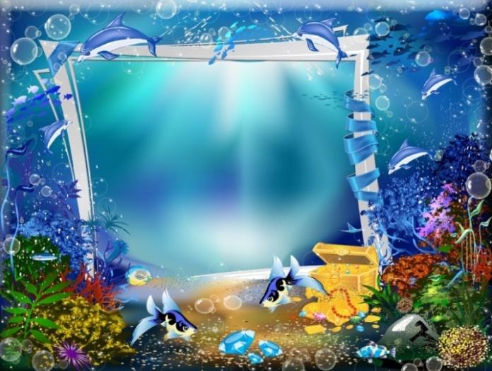 Подводный Мир__PSD(многослойные)