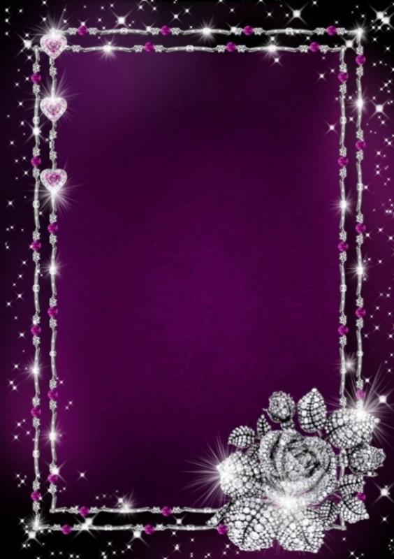 Бриллиантовый Цветок__PSD(многослойные)