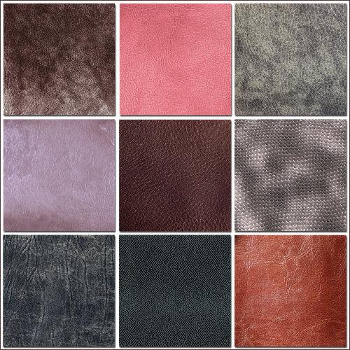 Текстуры для фотошопа - Кожаные