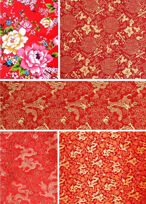 Текстуры - Китайские драконы