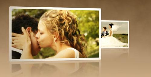 Проект After Effects CS4 — Свадебные слова