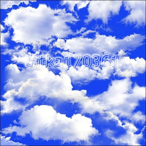 Кисти для фотошоп - Облака и тучи