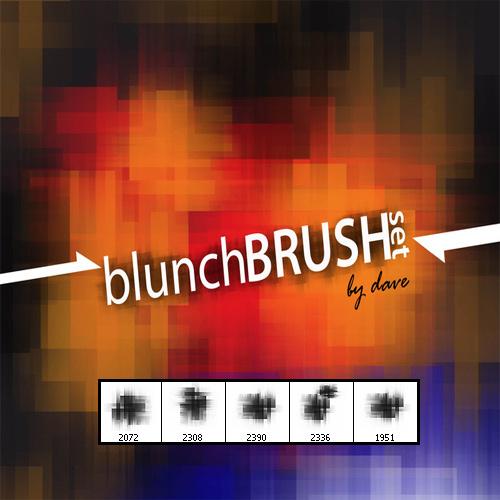 Кисти для Photoshop - Блик