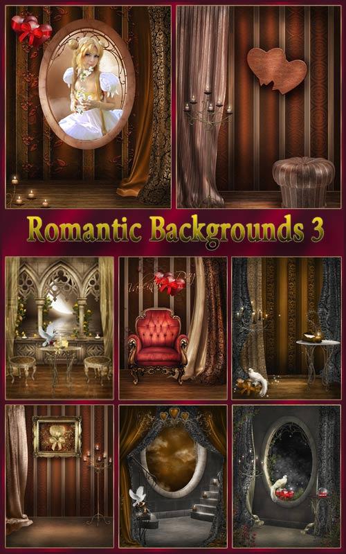Романтические фоны - 3